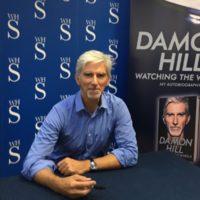 Joey Barton and Damon Hill in the running for William Hill Sports Book of the Year
