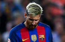 Argentina manager critical of Barcelona's treatment of Lionel Messi