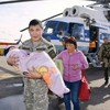 Three-year-old 'Mowgli' found after surviving three days in a Siberian forest