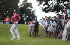 McIlroy's back 9 magic keeps him in the hunt behind DJ at lucrative Tour Championship