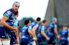 Ultan Dillane set to bash from the back row as Connacht chase first win away to Scarlets