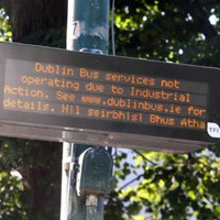 Surge for taxis as Dublin Bus enters strike during the weekend