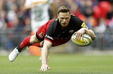 Saracens back down from appealing Chris Ashton's 13-week bite ban