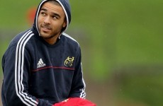 Munster name Zebo in squad for Scarlets trip