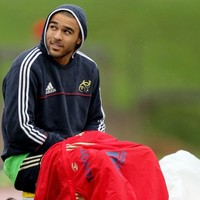 Munster name Zebo in squad for Scarlets trip