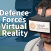 This is what it's like to be an Irish soldier... in virtual reality