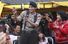 Lip-syncing Indonesian cop fired after becoming a YouTube sensation