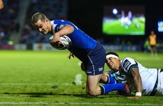 Sexton stars as superb Leinster crush Ospreys with bonus-point victory at the RDS