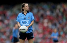 Sinéad Aherne – 'It was a harder one for them to take on the day, to not get over the line'