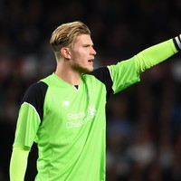 Liverpool have a new first-choice goalkeeper as Simon Mignolet is dropped