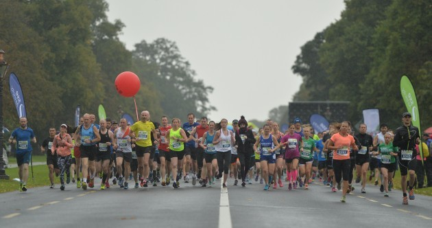 Sanchez flies in late to win Dublin half-marathon, Hehir shows his form by commanding men's race