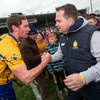 Clare players united on Davy Fitzgerald decision, says co-captain Cian Dillon