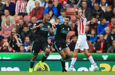 Stoke drop Given but concede late equaliser to WBA as Palace comeback to haunt Sunderland