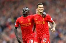 Ruthless Liverpool thump 10-man Hull as Meyler grabs consolation goal