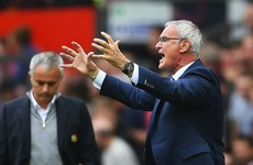 Ranieri wants answers from Leicester players after Old Trafford thrashing