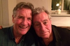 Monty Python's Michael Palin has spoken movingly of Terry Jones after his dementia diagnosis