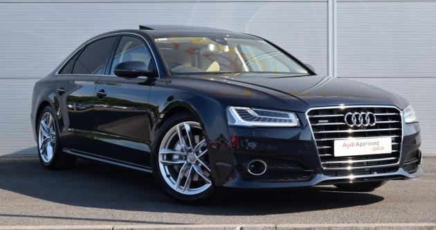 Dream car of the week: Audi A8 LWB