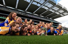 Longford hit 4 goals and recover from 9 point deficit to win All-Ireland title against Antrim