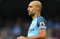 Zabaleta warns Man City over Celtic backlash ahead of Champions League tie