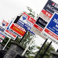 The average price of the average home is now over €200,000 for the first time since the crash