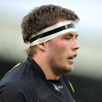 Connacht bolster second row options by signing Irish-qualified lock from Wasps