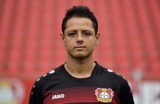 Plenty of plaudits for Chicharito after another Bundesliga hat-trick