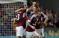 Unbelievable Jeff! Hendrick scores first Premier League goal as Burnley beat Watford