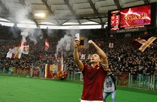 One man, one club, one legend: the numbers behind Totti's glorious career as he turns 40
