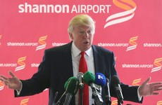 Who do Irish people want to be elected US President?