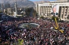 Explosion strikes major Syrian oil line: report