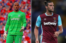 West Ham investigate claims Darren Randolph and Andy Carroll were drunk in London