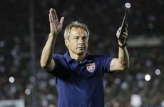 Jurgen Klinsmann makes it pretty clear that he's not interested in England job