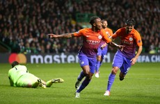 Celtic claim unlikely point after playing out Champions League thriller against Man City