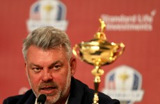 Darren Clarke hits out at Danny Willett's brother for insulting American golf fans