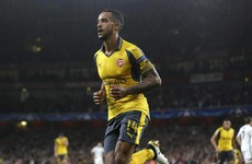 Walcott on the double as rampant Arsenal down Basel