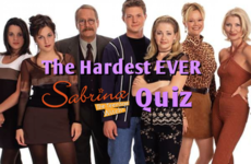 The Hardest Ever Sabrina the Teenage Witch Quiz