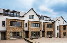 There are just five units left in this Kilternan development