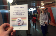 This campaign to get people to chat to each other on the Tube isn't going down well at all
