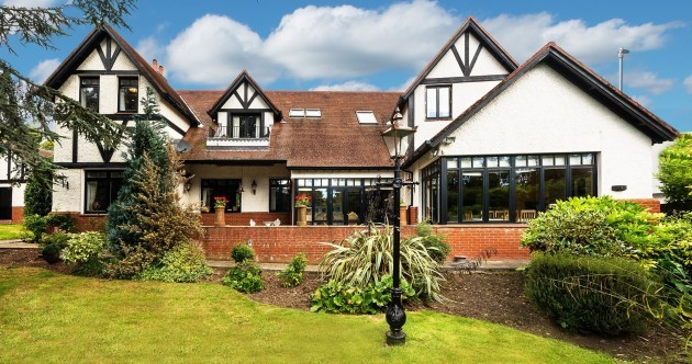 Check out this €2.9million Tudor revival home in Foxrock