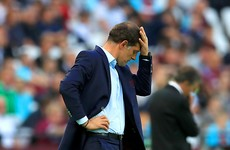 'It was my idea': Bilic accepts responsibility for West Ham's night out in London