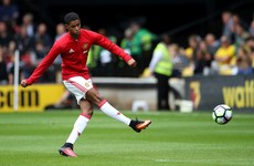 Rashford, Sanches and Coman among Golden Boy nominees