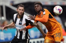 Daryl Murphy continues to find opportunities limited following 'no-brainer' move to Newcastle