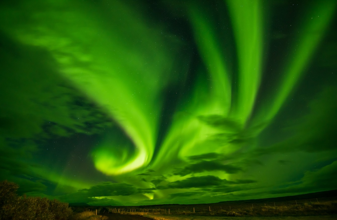 Look up - the Northern Lights could be on display in ...