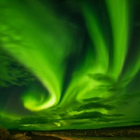 Look up - the Northern Lights could be on display in Ireland's skies tonight