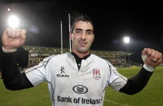 Ulster make two changes for visit of Aironi