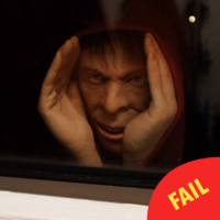 This Halloween decoration was pulled from shops because it's too fecking creepy