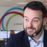 The new leader of the SDLP is 33 years old. He says it's time for Gerry Adams and the old guard to move on