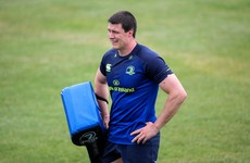 Ian Nagle's Leinster debut one of 9 changes for Cardiff trip