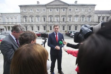 Fianna Fáil's Thomas Byrne