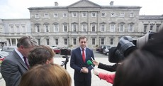 """The bills won't be coming back...water charges are gone"" - Fianna Fáil's Thomas Byrne"